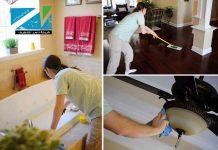 خدمات تنظيف البيوت بالرياض