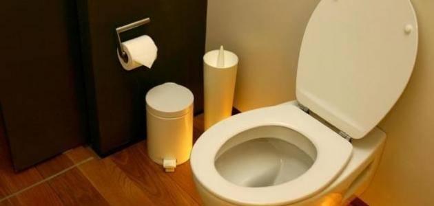 ازالة الروائح الكريهه من الحمام