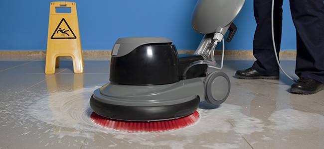 جهاز تنظيف الارضيات في شركة تنظيف بالمزاحمية