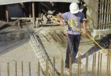 رش دفان قبل البناء