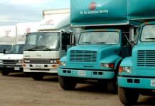 شاحنات النقل